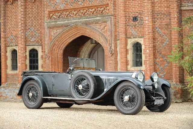 Direct from 84 years in one family ownership A breathtakingly-original time-capsule car for the truly discerning connoisseur,1928 Mercedes-Benz 36/220 6.8-litre S-Type Four-Seat Open Tourer  Chassis no. 35906 Engine no. 68657
