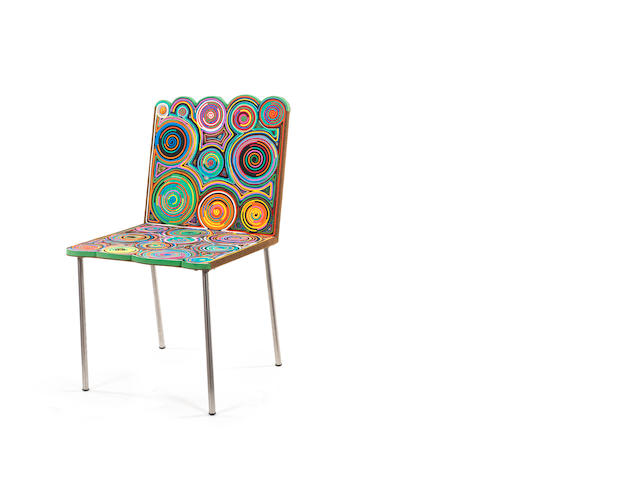 Fernando and Humberto Campana Sushi chair 85cm