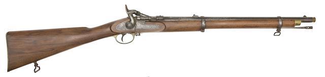 A .577 Snider Volunteer Artillery Carbine
