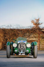 The ex-Works/Lord Selsdon & Lord Waleran,1939 Lagonda V12 Le Mans Team Car