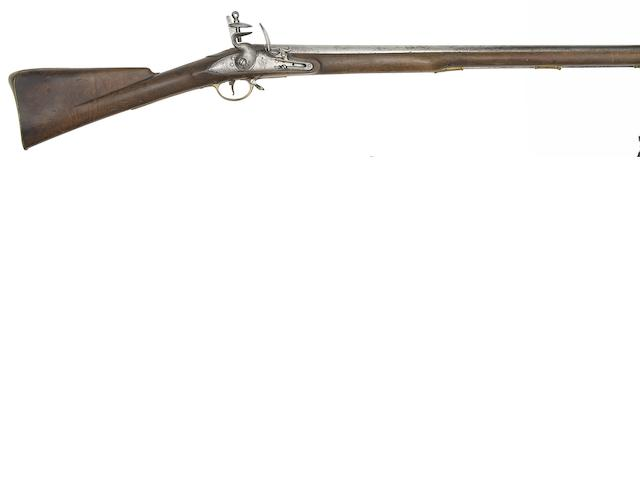 A 10-Bore India Pattern Flintlock Service Musket