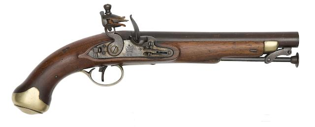 A 18-Bore New Land Pattern Flintlock Service Pistol