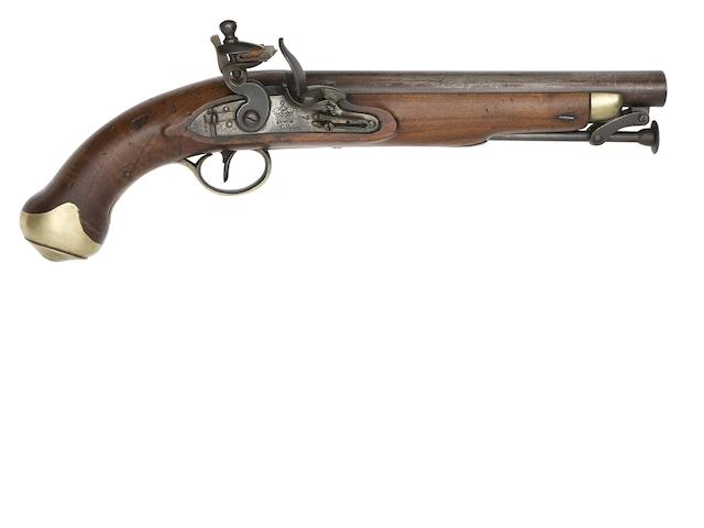 A 16-Bore New Land Pattern Flintlock Service Pistol
