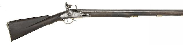 A 10-Bore Short Land Pattern Flintlock Service Musket