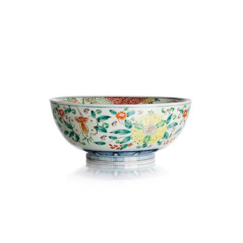 An Imari bowl Circa 1900
