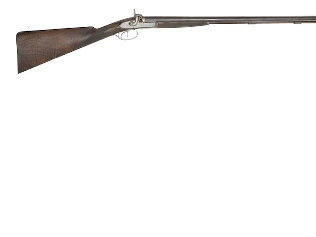 A 14-Bore D.B. Percussion Sporting Gun