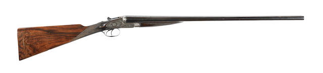 A 12-bore (2¾in) sidelock ejector gun by T. Newton no. 4983