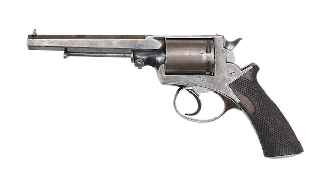 A .450 'Model 1867 Mark I' revolver by Deane, Adams & Deane, no. 5788