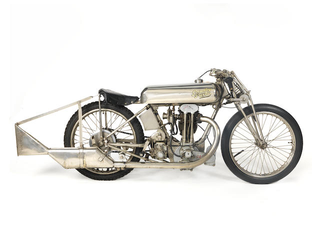 1929 Grindlay Peerless 500cc Brooklands Outer Circuit