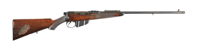 A .303 'Lee-Speed' sporting rifle by B.S.A. & M. Co., no. 891