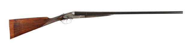 A 12-bore sidelock ejector gun by Stephen Grant & Sons, no. 6419
