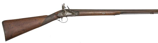 A 14-Bore Flintlock Sporting Gun