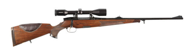 A .243 (Win) 'Luxus' sporting rifle by Steyr Mannlicher, no. 280419