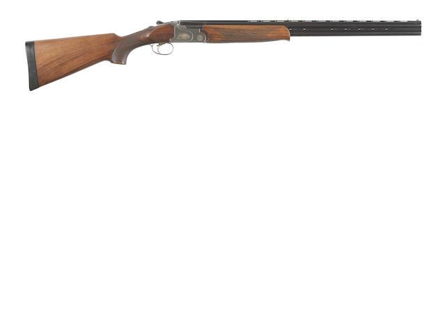A 12-bore (2¾in) 'N. Apollo EL Sporting' single-trigger over-and-under ejector gun by Pietro Zanoletti, no. 62237