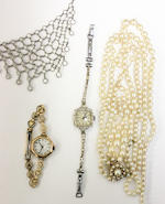 A collection of jewellery (quantity)