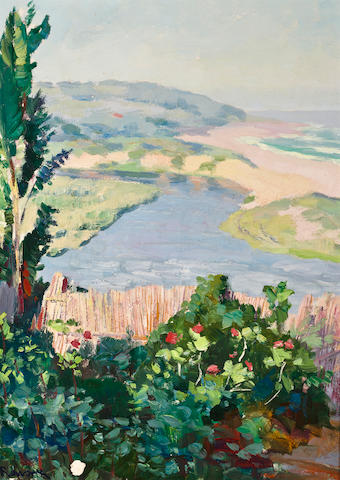 Edward Roworth (South African, 1880-1964) South coast Natal