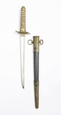 A Japanese Naval Officer's Dirk