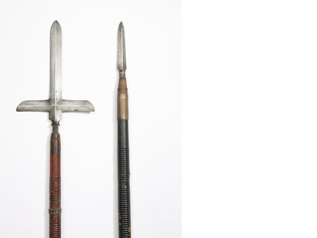 A Magari Yari, And A Su Yari