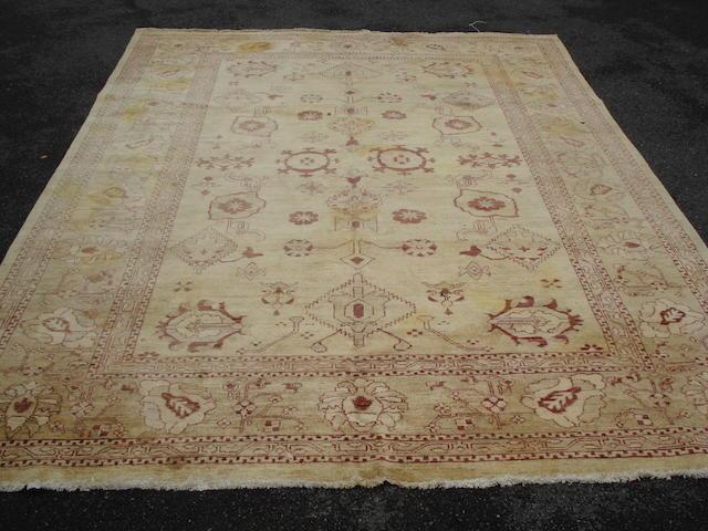 A Ziegler design carpet 350cm x 250cm
