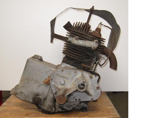 A Dennis Z-Type lawmmower engine,
