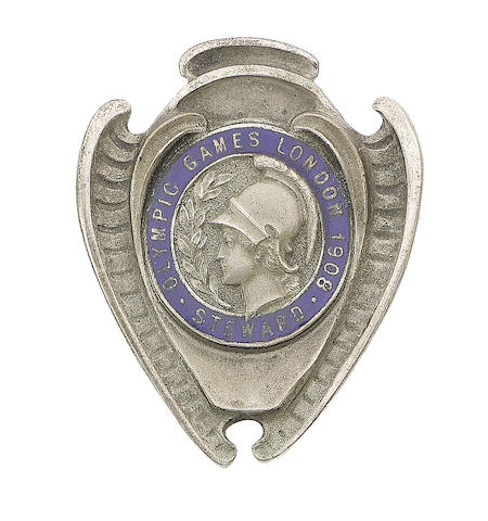 Steward's Badge