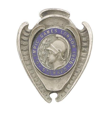 Steward's Badge
