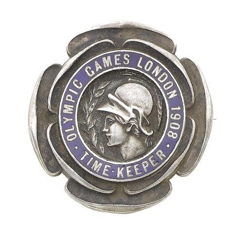 Timekeeper's Badge