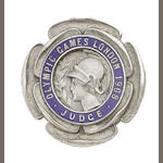 Judge's Badge