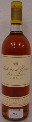 Chateau d'Yquem 1975 (1)