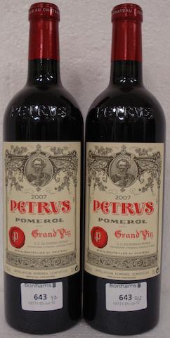 Pétrus 2007 (2)