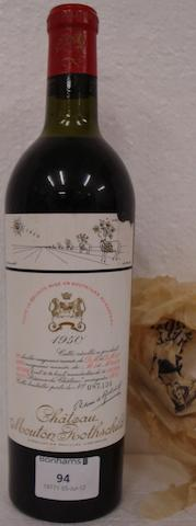 Chateau Mouton Rothschild 1950 (1)