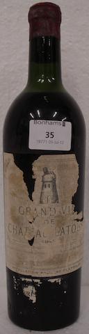 Chateau Latour 1945 (1)