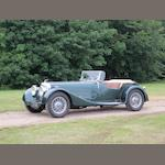 1951 Bentley Mark VI Sports Tourer  Chassis no. B35KL Engine no. B103K