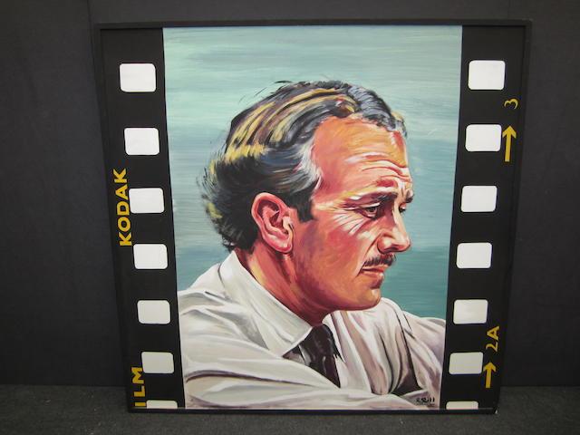 R Rill: 'Colin Chapman, film portrait',