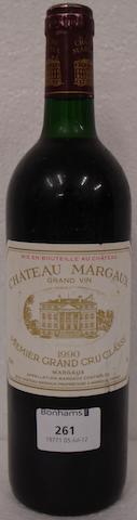 Chateau Margaux 1990 (1)