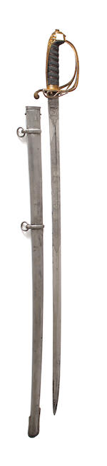 An 1845 Pattern Infantry Officer's Sword