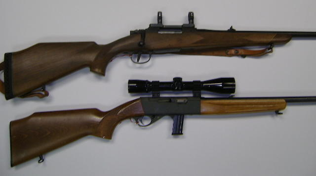 A .308 (Win) sporting rifle by Brno Arms, no. 44051 (2)