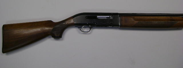 A 12-bore (2¾in) 'Mod. A300' self-loading gun by P. Beretta, no. A96104E