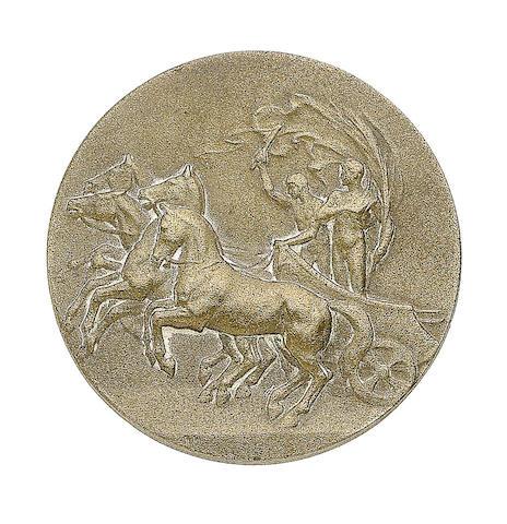 Evan Hunter  - Bronze Medal, Los Angeles 1932