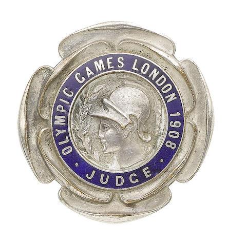 Judge's Badge