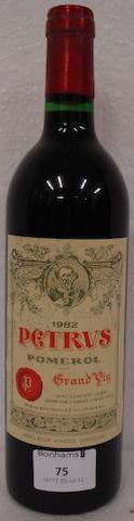 Pétrus 1982 (1)