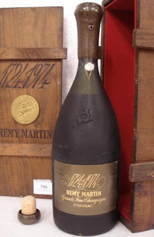 Rémy Martin 250th Anniversary Cognac (1724-1974) (1)