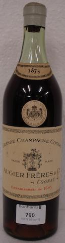 Augier Frères Grande Champagne Cognac 1875 (1)