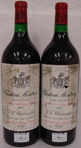 Chateau Montrose 1982 (2 magnums)