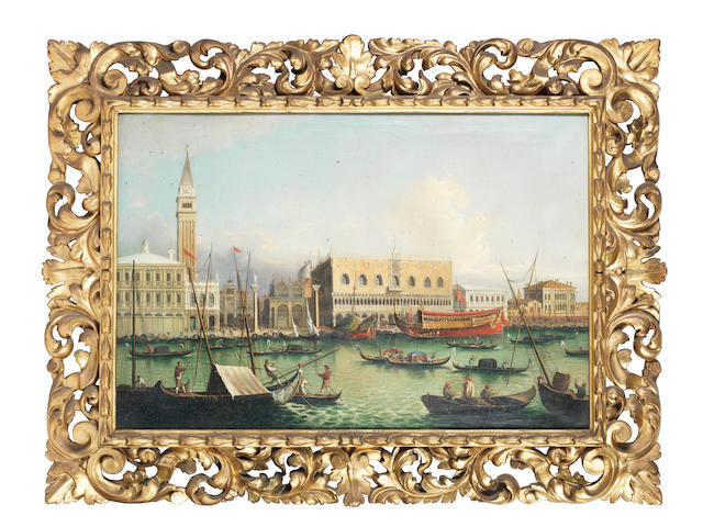 Manner of Antonio Canal, called il Canaletto The Grand Canal, Venice