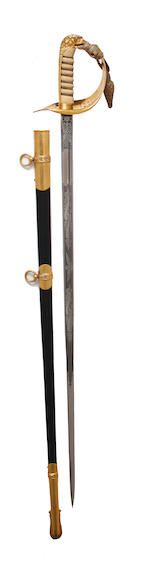 An Royal Air Force Officer's Sword