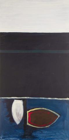 Jack Pender (British, 1918-1998) 'Quay 4'