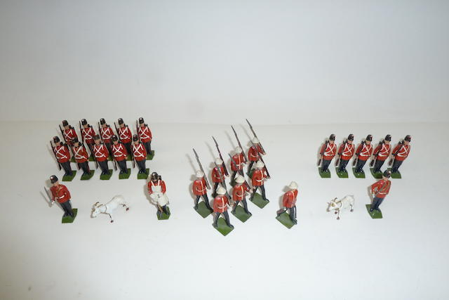 Britains set 1633, Princess Patricia's Canadian Light Infantry 28