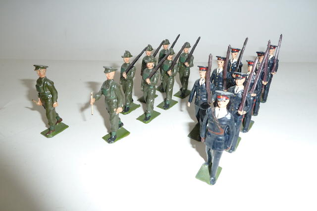 Britains set 2030, Australian Infantry 16