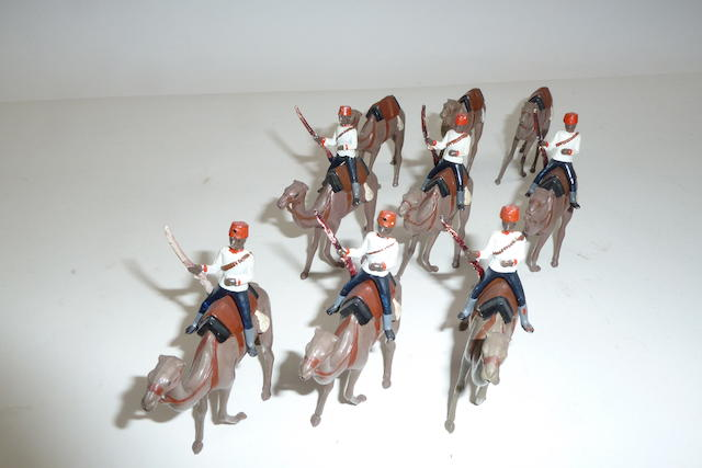 Britains Egyptian Camel Corps 9